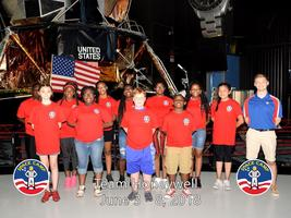 Space Campers Land Home From Academy!