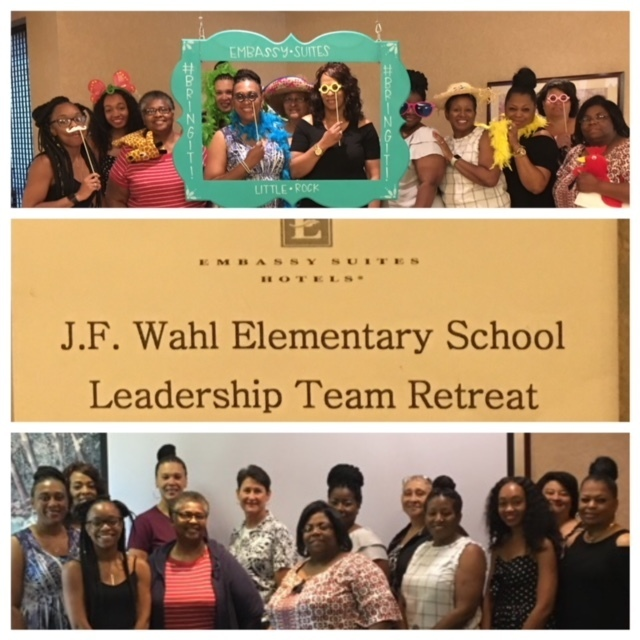 J.F. Wahl Leadership Team Completes Leadership Training