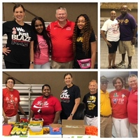 HWHSD Shows Community Support at Back to School Bash