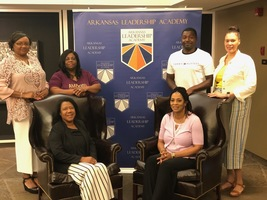 District Attends Arkansas Leadership Academy